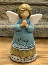 Pray Blue Angel