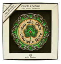 Celtic Threads Cead Mile Failte
