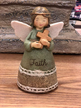 Faith Angel in Green