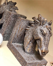 Stunning Bronze Horse Head Book End