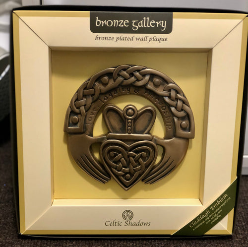 Claddagh - Bronze Gallery