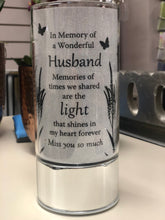 In loving memory of a wonderful wife