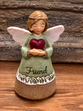 Friendship Angel with heart