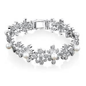 Newbridge Grace Kelly Floral Bracelet