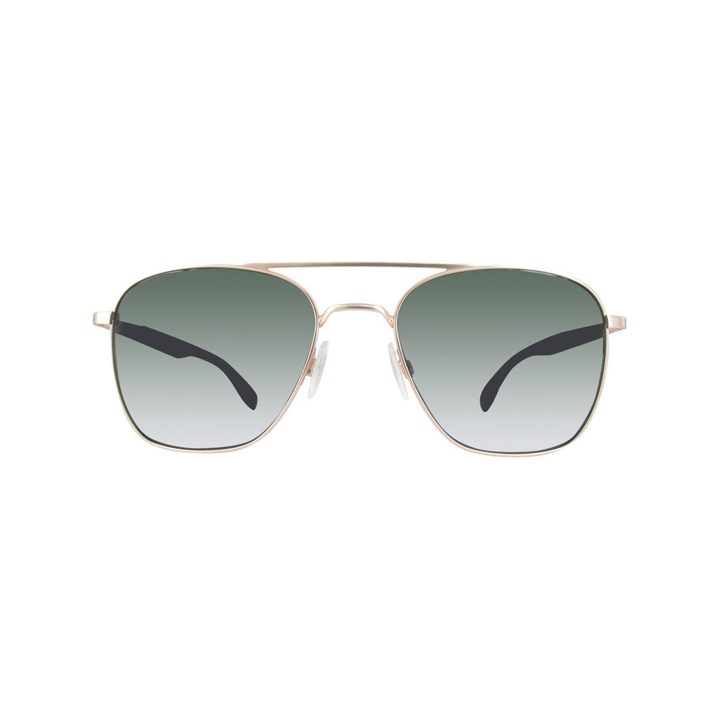 Hugo Boss Mens Aviator Designer Sunglasses BO0330S-AOZQT-55