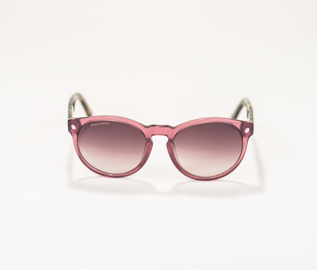 DSquared2 Pink Sunglasses DQ0172-72Z-53