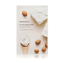 Innisfree Its Real Squeeze Mask Shea Butter