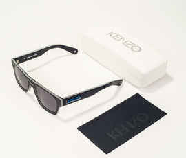 Paris Kenzo Black Sunglasses KZ5105-C01-53