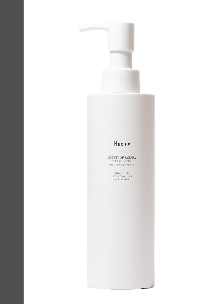 Huxley Secret of Sahara Cleansing Gel 200ml