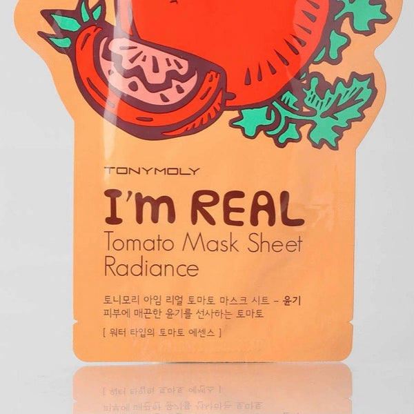 TONYMOLY I'M REAL TOMATO SHEET MASK 20ML