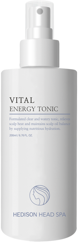 Dr Hedison Vital Energy Watery Tonic 200ml (Spa Line)