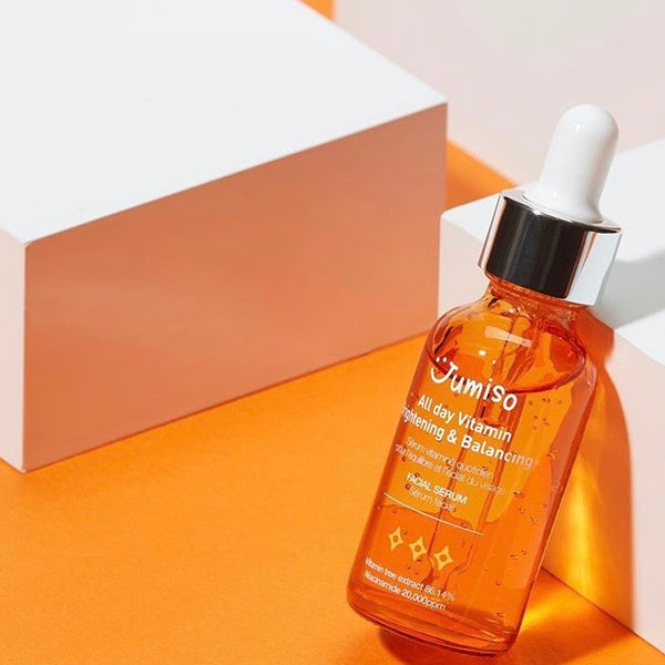 Jumiso All Day Vitamin C Brightening & Balancing Facial 30ml