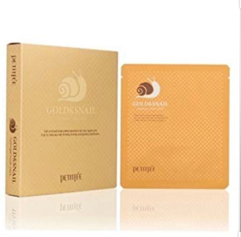 Petitfee Gold And Snail Hydrogel Mask 30ml