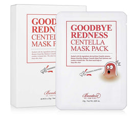 Benton Goodbye Redness Centella Mask (Pack of 10)
