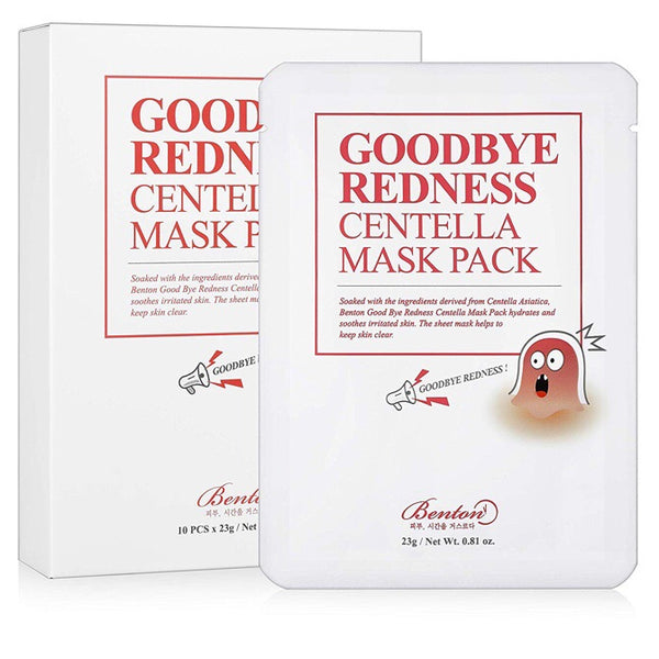 Benton Goodbye Redness Centella Mask 20ml