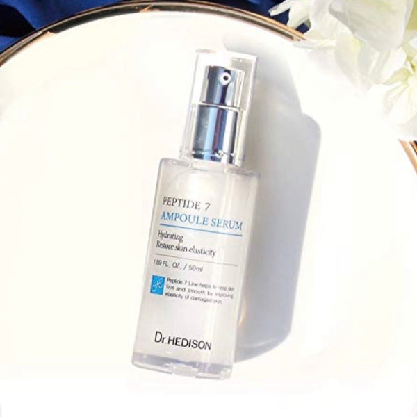 Dr Hedison Peptide 7 Ampoule Serum 50ml (Spa Line)