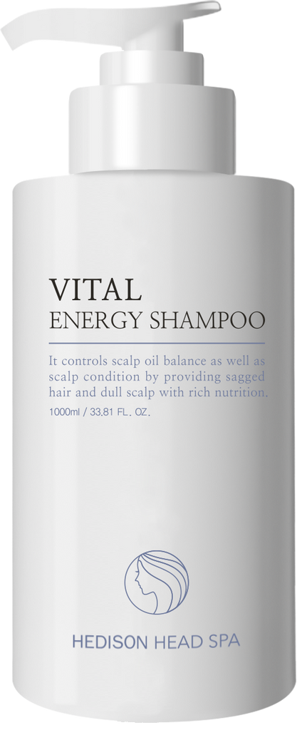 Dr Hedison Vital Energy Shampoo 280ml (Spa Line)