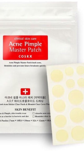 COSRX Acne Pimple Master Patches Red or Black