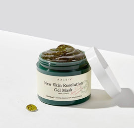 AXIS-Y NEW SKIN RESOLUTION GEL MASK 100ML
