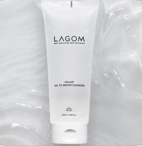 Lagom Cellup Gel To Water Cleanser 220ml