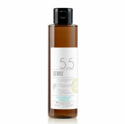 ACWELL Licorice pH Balancing Cleansing Toner 150ml