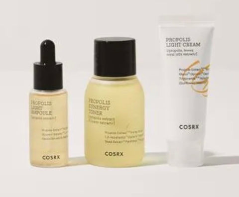 COSRX HONEY GLOW KIT LIMITED EDITION