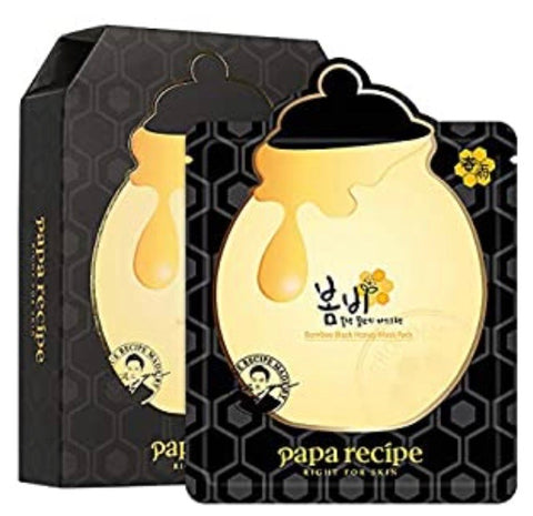Papa Recipe Bombee Black Honey Sheet Mask 25ml
