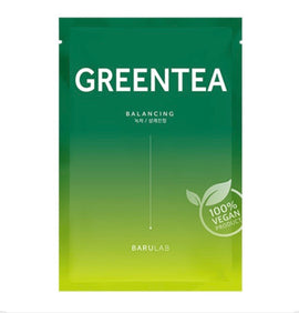 Barulab Clean Vegan Mask - Green Tea (Balancing)
