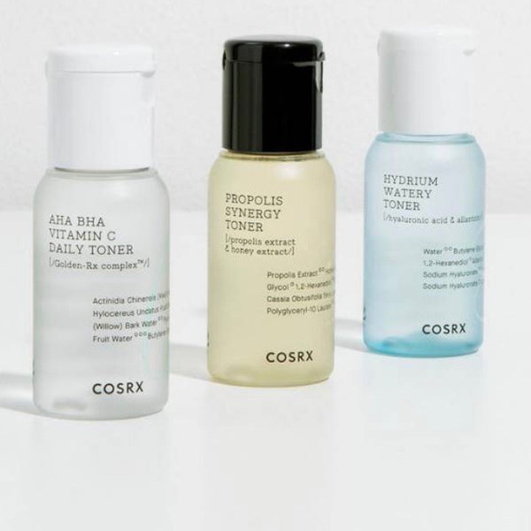 COSRX TONER COLLECTION GIFT SET LIMITED EDITION