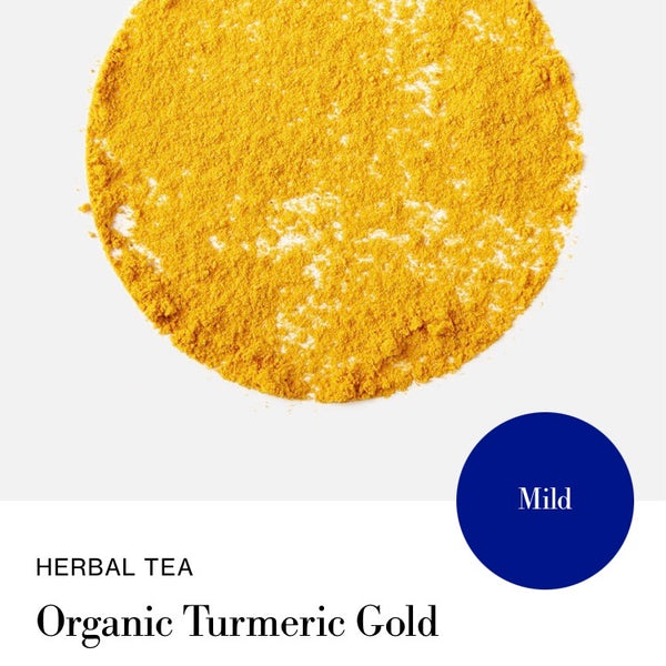 Blink Tea's Organic Turmeric Gold  - Loose Leaf Tea