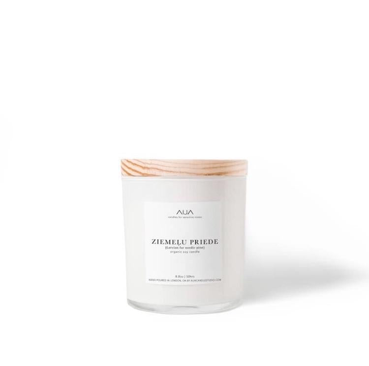 AIJA NORDIC PINE SOY CANDLE REGULAR