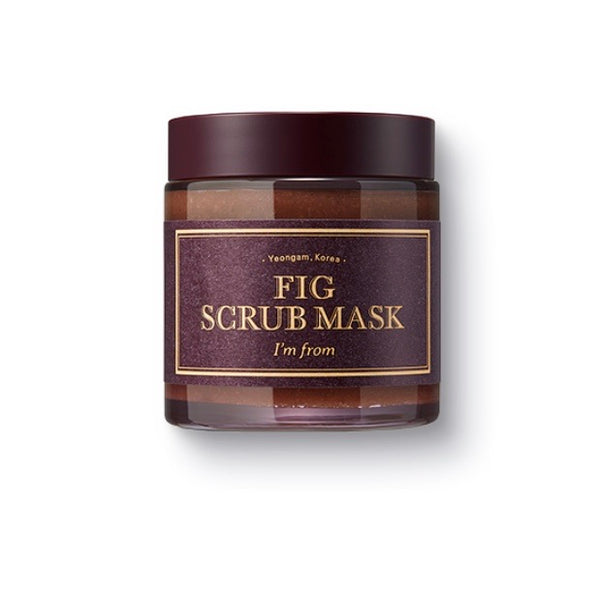 I'M FROM FIG SCRUB MASK 120ML