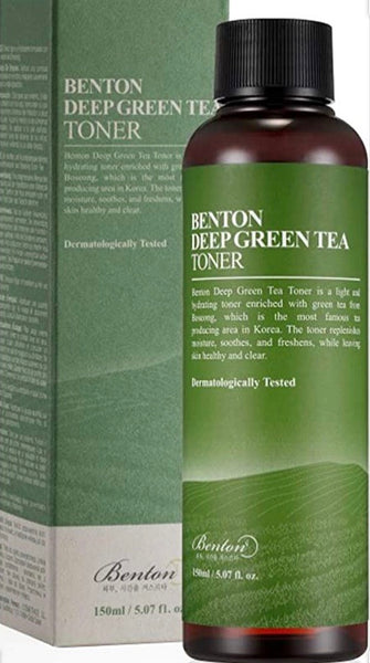 BENTON DEEP GREEN TEA TONER 150ml
