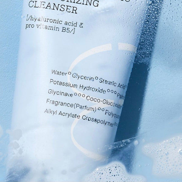 COSRX TRIPLE HYALURONIC MOISTURIZING CLEANSER 150ML