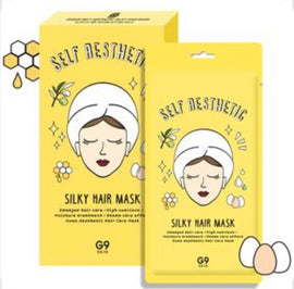 G9Skin Self Aesthetic Silky Hair Mask 27ml