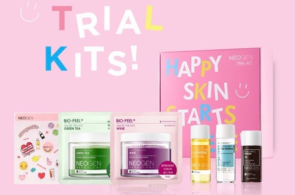 NEOGEN DERMATOLOGY TRIAL GIFT SET - LIMITED EDITION