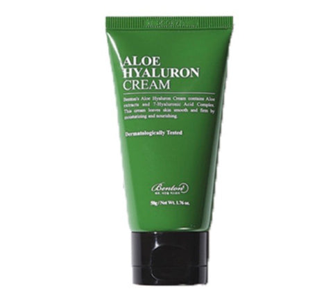 BENTON ALOE HYALURON CREAM 50MG