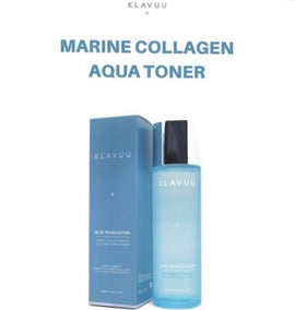 Klavuu Pearlsation One Day 8 Cups Marine Collagen Aqua Toner 140ml