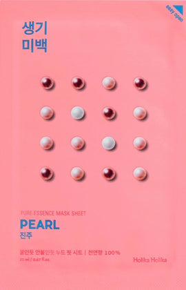 Holika Holika Pure Essence Mask Sheet Pearl 20ml