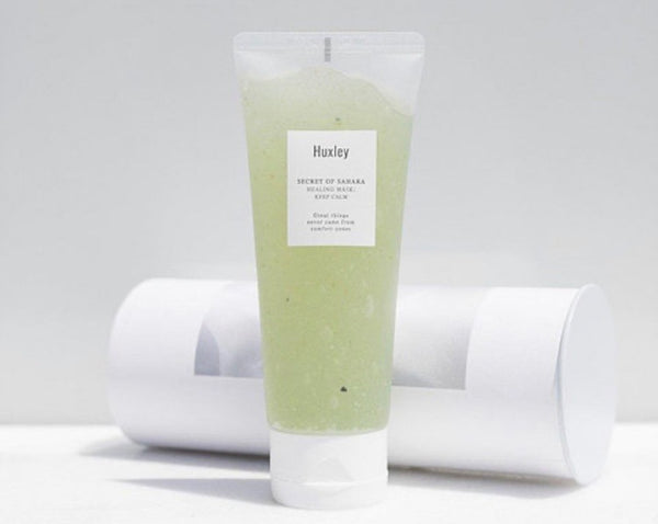 HUXLEY KEEP CALM HEALING WASH-OFF MASK 120ML