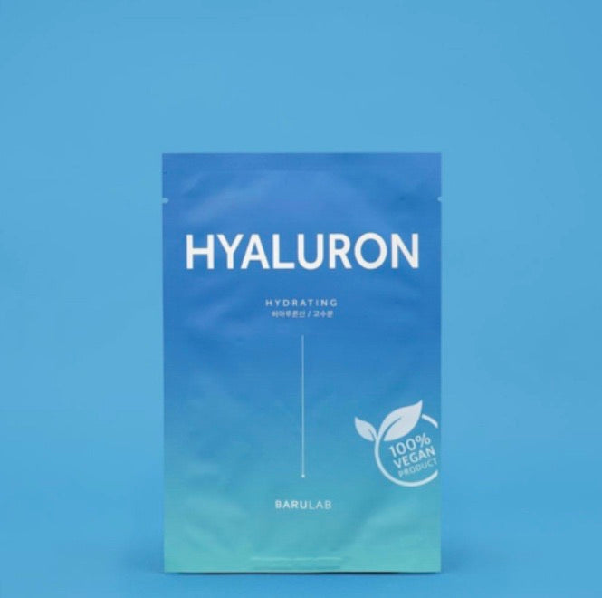 Barulab Clean Vegan Mask - Hyaluron (Hydrating)