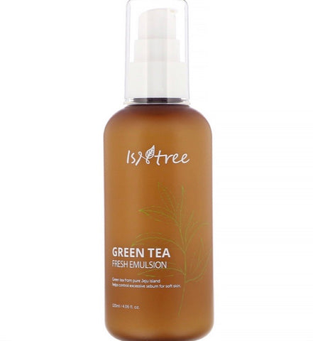 ISNTREE GREEN TEA FRESH EMULSION 120ML