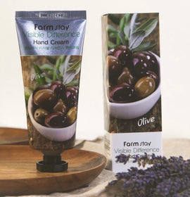 FARM STAY HAND CREAM IN OLIVE 100ML
