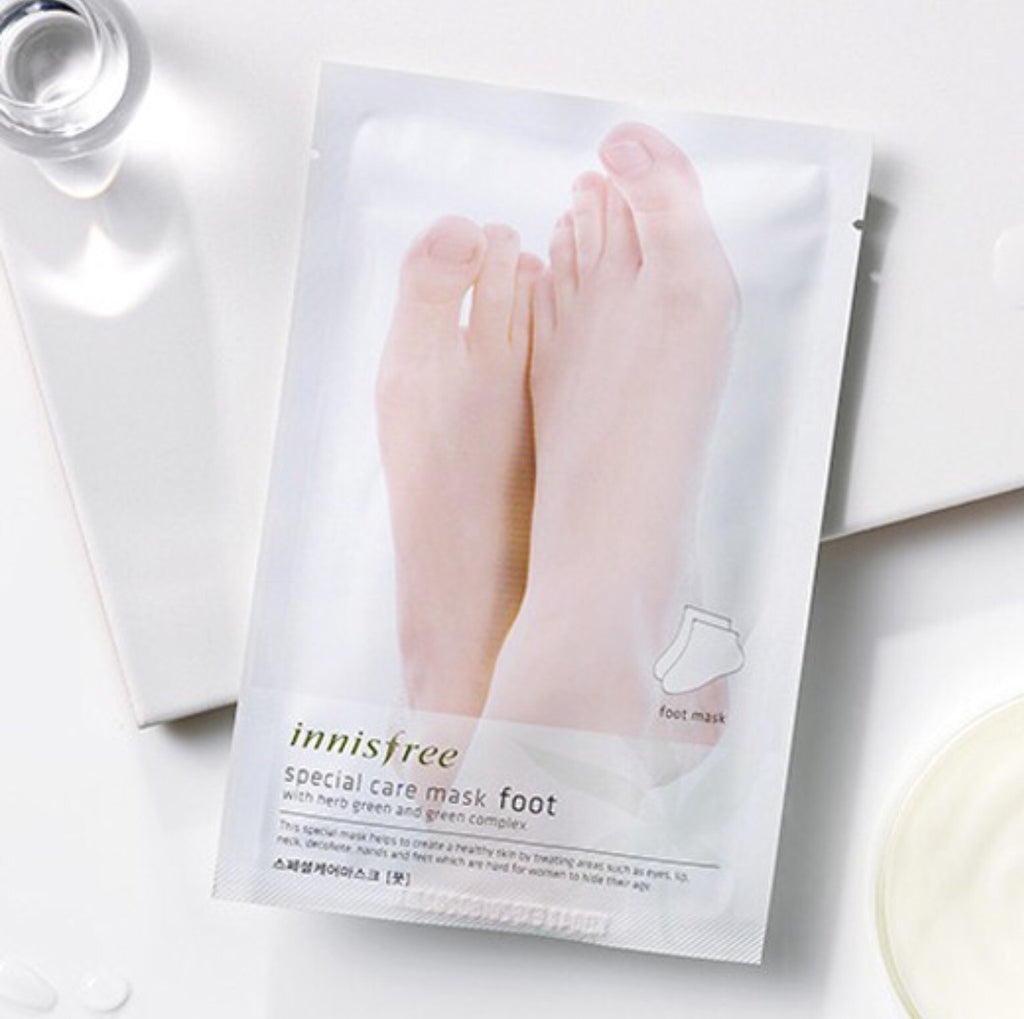 Innisfree Special Care Hydrating Foot Mask