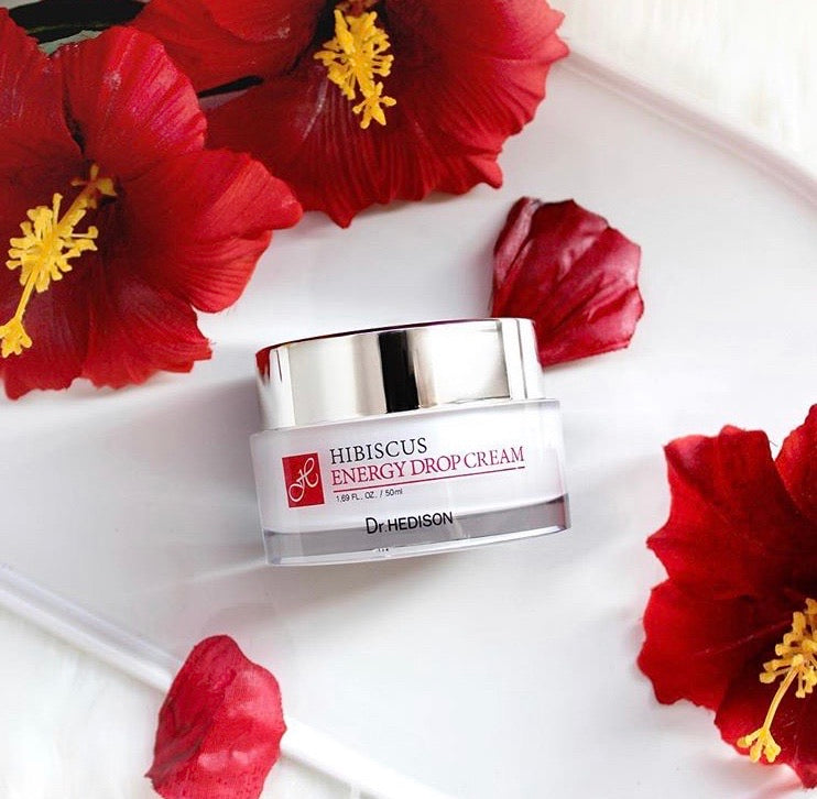 Dr Hedison Hibiscus Energy Drop Cream 50ml (Spa Line)
