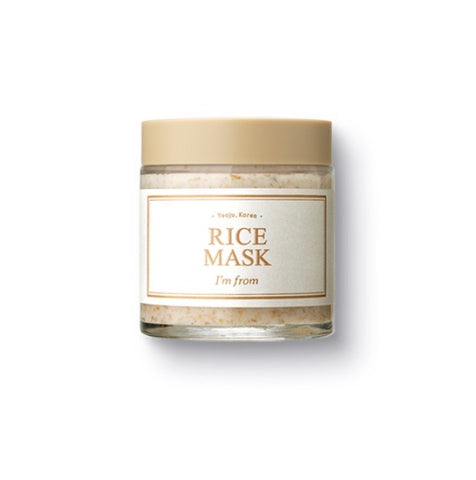 I'M FROM RICE MASK 110ML