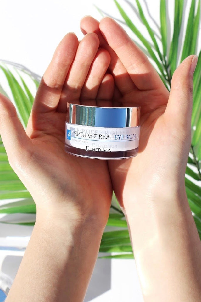 Dr Hedison Peptide 7 Real Eye Balm 30ml (Spa Line)