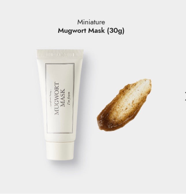I'M FROM MUGWORT MASK TRIAL SIZE 30ML