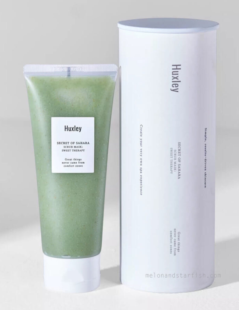 Huxley Sweet Therapy Scrub Mask 100mg