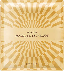 It's Skin Prestige Masque D'Escargot Luxury Sheet Mask 25ml
